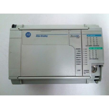 Autómata programable MicroLogix 1500