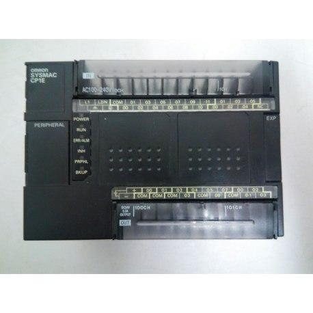 CPU para PLC Omron CP1E